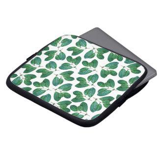 Lemon Leaf Laptop Sleeve