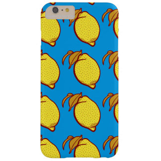 Lemon lemon barely there iPhone 6 plus case