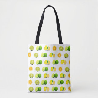 Lemon, Lime and Oranges Tote Bag