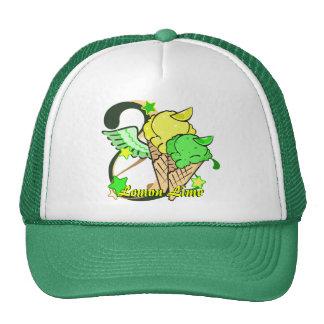 Lemon Lime Icecream Hat