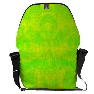 Lemon Lime Messenger Bag