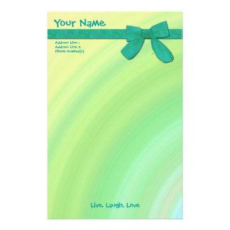 Lemon Lime Stationery, Cute for Kids,Teen or... Custom Stationery