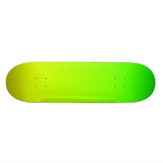 Lemon & Lime Wash Skateboard Deck
