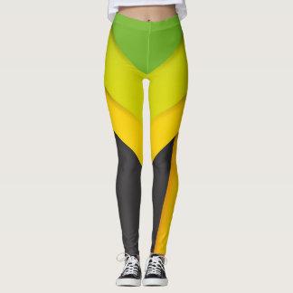 Lemon Line Leggings