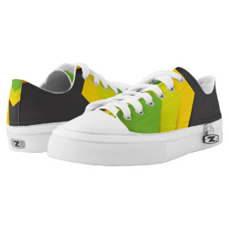 Lemon line low tops