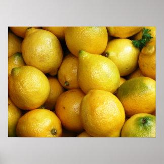 Lemon Me Poster