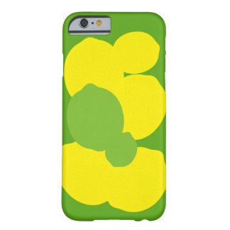 Lemon or Lime Barely There iPhone 6 Case
