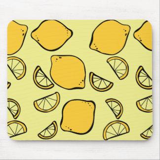 Lemon pattern for Lemonade Mouse Pad