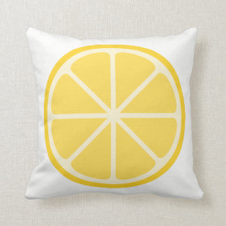 Lemon Pillow