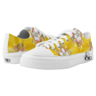 Lemon Rose Shoes