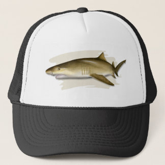 Lemon Shark Trucker Hat