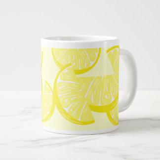 Lemon Slice 20oz Jumbo Mug