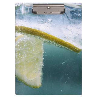 Lemon Slice Clipboard