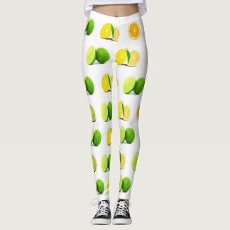 Lemon Slice Kitchen Cabinet Knob Leggings