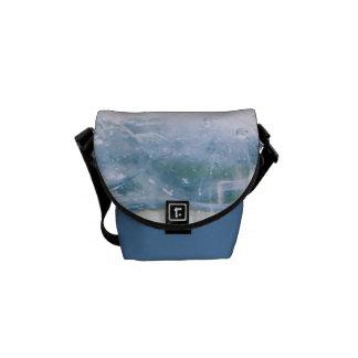 Lemon Slice Messenger Bag