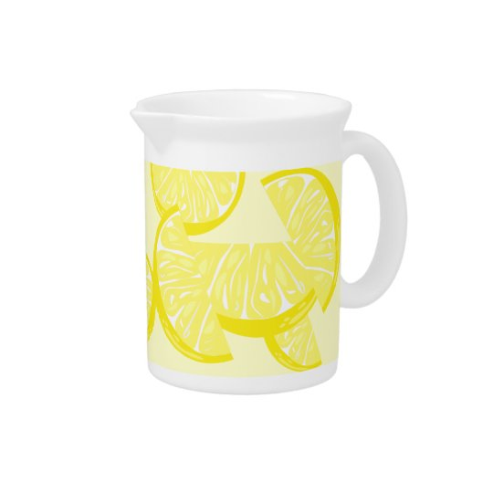 Lemon Slice Pitcher