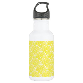 Lemon slices 532 ml water bottle