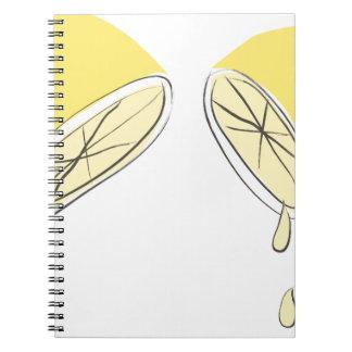 Lemon Squeezed Notebook