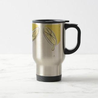 Lemon Squeezed Travel Mug