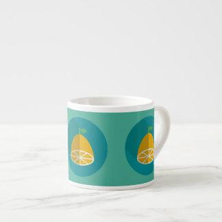 Lemon Squeezy Espresso Mug
