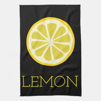 Lemon Squeezy Tea Towel