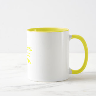 Lemon Tea Mug