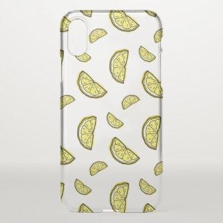 Lemon Transparent Phone Case