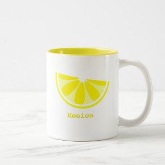 Lemon Wedge Mug