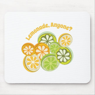 Lemonade Anyone Mouse Pad