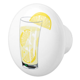 Lemonade Beach House Door Knob