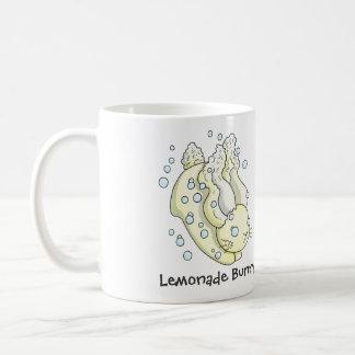 Lemonade Bunny Basic White Mug