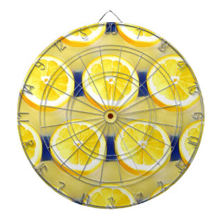 Lemonade Dartboard