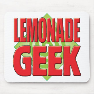 Lemonade Geek v2 Mousemat