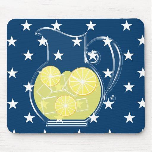 Lemonade Mousepad