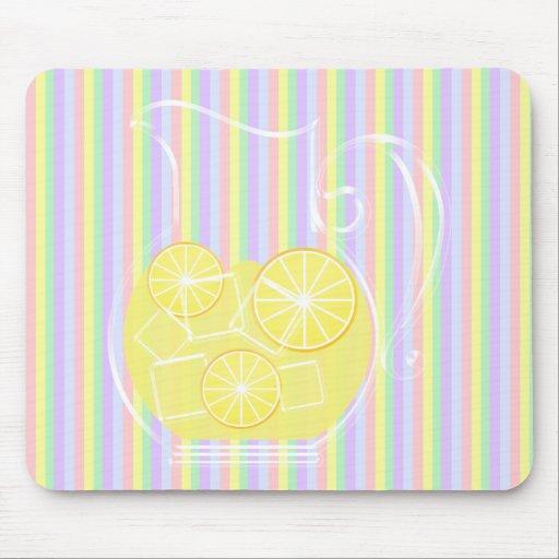 Lemonade Mouse Pads