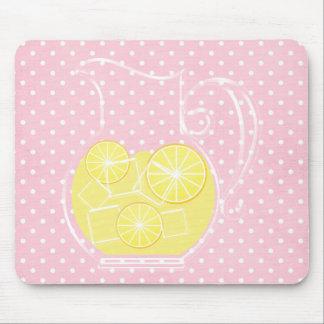 Lemonade Mousepads