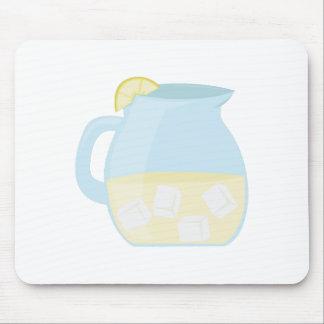 Lemonade Pitcher Mousepads