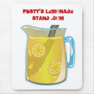 Lemonade Pitcher Pad Mouse Pad