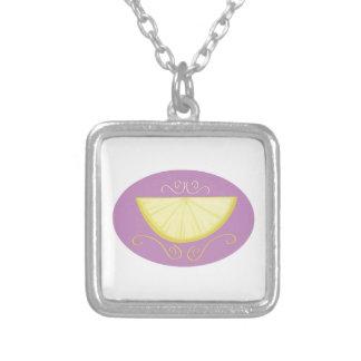 Lemonade Slice Necklace