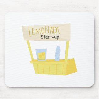 Lemonade Start Up Mouse Pad