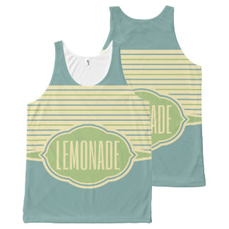 """Lemonade"" tank top"