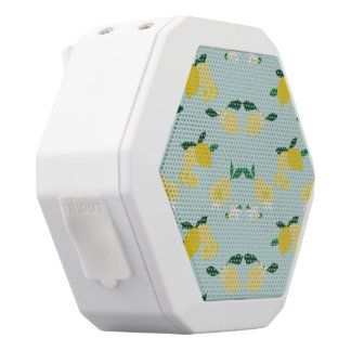 Lemonade White Bluetooth Speaker