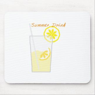 lemonaid_Summer Drink Mousepad