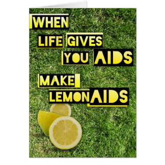 LemonAIDS Card