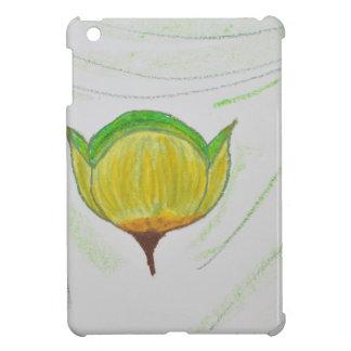 lemongrass poppy jpg iPad mini cover