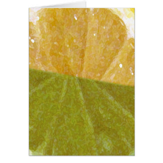 LemonLimed... Card