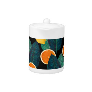lemons and oranges black