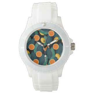 lemons and oranges black watch