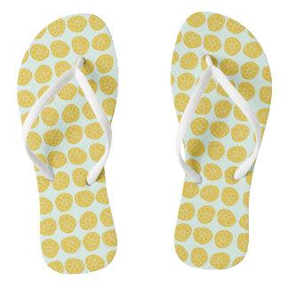 Lemons for Days - Flip Flops
