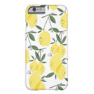 Lemons & Lemons iPhone 6/6s, Barely Case